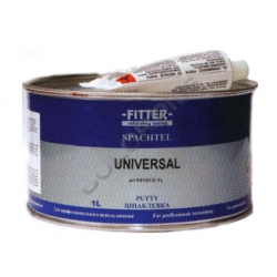 ШПАТЛЕВКА FITTER UNIVERSAL 1 л / 2 кг