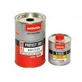 Грунт MS 4+1 серый PROTECT Novol