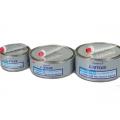 Полиэфирная шпатлевка с алюминием (серая) ORBYSILVER 0,9 кг