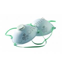 Защитная маска с вентилем