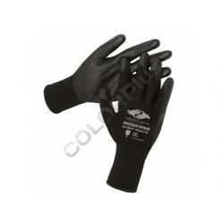 """Перчатки """"Кристалл"""" черные"""