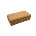 Шлифовальный блок из пробки 120*60*35мм