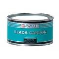 MASTER Шпатлевка с углеволокном «BLACK CARBON» 0.5л ( 1 кг )