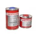 WESTCHEM HS лак W02                  ( 1 л+отв. 0,5 л )